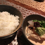 82609202 - 和菜 悠(鯛茶漬け)