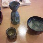 8261397 - 宮津の詩・味噌汁