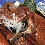 寿司と地魚料理 大徳家 - 金目煮付け