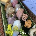 寿司と地魚料理 大徳家 - お任せ