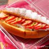 ブーランジェリー ア・ラ・ドゥマンド - 料理写真:苺のブリオッシュサンド