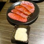 近江牛焼肉 永福苑 - らんぼそ1,990円+税