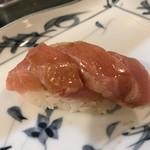 松野寿司 - まじきの昆布〆