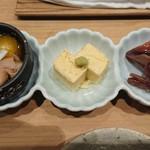 すし屋の芳亀 - 料理写真: