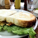 82615811 - ハンバーグチーズ
