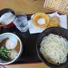 鼓亭 - 料理写真:淡路島ぬーどるカレーつけ麺