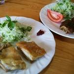 蒸鶏工房 白地商店 - 蒸鶏 2種類