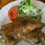 蒸鶏工房 白地商店 - 豚足 ¥600