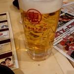 82619636 - 生ビールはクラシック