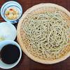 晨翁蕎麦 - 料理写真:十割ざる