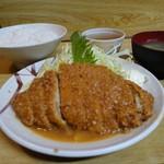 まる中 - 料理写真:
