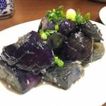 Rishoutanshousaikan - 揚げ茄子のマリネ