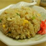 登龍門 - 料理写真:炒飯(中華スープ付き)