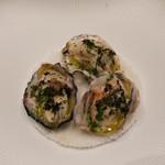 SUGALABO - 佐賀の牡蠣に海苔