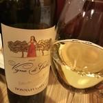 江戸堀BEEF - シャルドネ、アンソニカのブレンド ドンナフガータのワイン