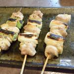 鳥たつ - 料理写真:焼とり