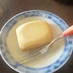 奥泉 - 何かの饅頭? 2018.3月