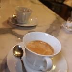 Bistro WARAKU - 最後の珈琲までがとても美味い。       脱帽です。
