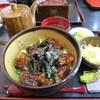 はら川 - 料理写真:駿河まぶし丼(上)