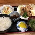 多加箸 - 鶏唐揚定食