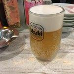 82634335 - ワンコインセットの生ビール