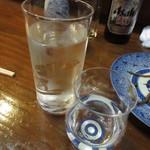 82635438 - 深山菊 新酒しぼりたて生酒 1000円 (2018.2)