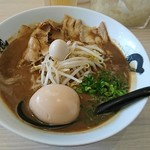 永斗麺 - サンマら~めん