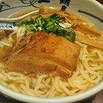麺屋武蔵 - ら~麺(880円)