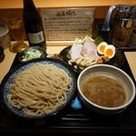 つけ麺 道 - 特製つけ麺(中盛)