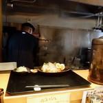 つけ麺 道 - 厨房
