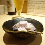 つけ麺 道 - おつまみ♪