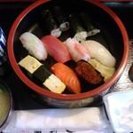 司寿し - 料理写真: