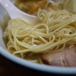 82638782 - 中細ストレート麺