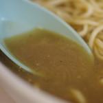 たかはし中華そば店 - スープ