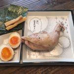 82640443 - 特級鶏そば(1280円)
