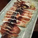 魚一心 - イカ焼き