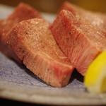 だいじゅん - 厚切牛タン塩