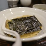 札幌 Fuji屋 - 醤油つけ麺(並盛)