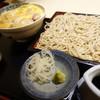 しの崎 - 料理写真:親子丼とおそば