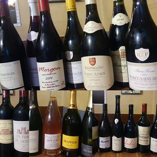 こよなく愛する自然派ワイン。ワイン好き必見のラインナップ*