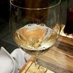 酉あき - グラスワイン白590円