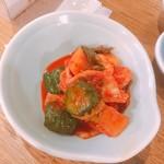 鶴松 - キムチ  290円