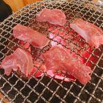 鶴松 - タン 塩  390円