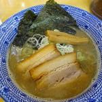 なかた屋 - 料理写真:「こく煮干し中華」700円
