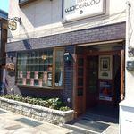 オークラ - 出窓部分がこちらのお店。