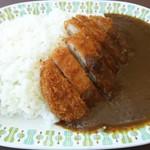 中央レストラン - カツカレー
