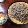 大吉 - 料理写真:ざる蕎麦