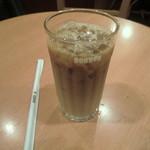 ドトールコーヒーショップ - カフェラテ・アイス・S