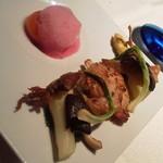 CHIMERA - ホワイトアスパラと蛤