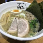帆のる - 元祖特製家白湯麺